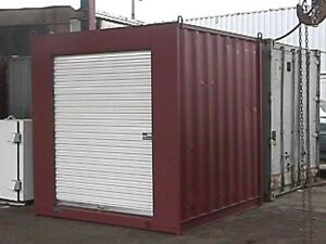 Shipping Containers 10 to 53 feet long