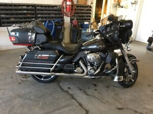2009 HARLEY DAVIDSON  ULTRA CLASSIC 103 6 SPEED