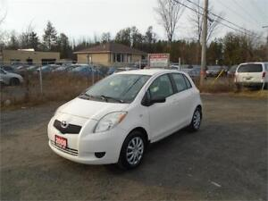 """2008 Toyota Yaris """"LE""""-77,666 KM-NEW TIRES-EXTRA CLEAN-RARE FIND"""