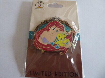 Disney Tauschen Pins Ariel & Flunder Disney Pin Le 200 Disney Employee Mitte De