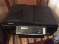 Epson printer scanner BX305FW for parts or use.
