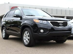 2013 Kia Sorento LX 4dr All-wheel Drive Heated Seats