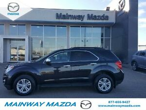 2013 Chevrolet Equinox 1LT Local trade NO PST