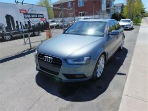 AUDI A4 TFSI QUATTRO 2014 (AUTOMATIQUE BLUETOOTH)