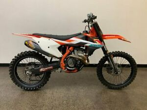 2018 KTM 350 SX-F Caringbah Sutherland Area Preview