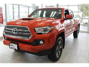2017 TOYOTA TACOMA 4x4 Double Cab V6 *ONLINE SPECIAL*
