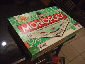 monopoly board game, 8547