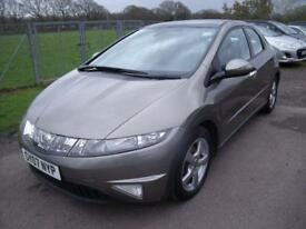 HONDA CIVIC ES I-CTDI Grey Manual Diesel, 2007