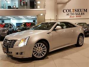 2011 Cadillac CTS Coupe AWD **LEATHER-ROOF**
