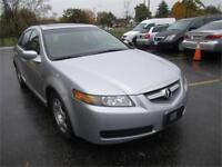 2005 Acura TL, certified! low kms! clean carproof! City of Toronto Toronto (GTA) Preview