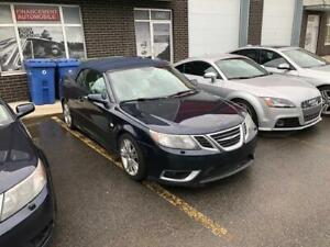 2008 Saab 93 Aero Convertible Automatic gearbox