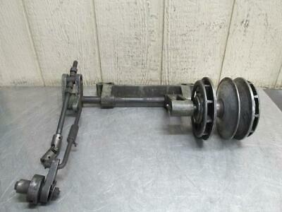 Clausing 14 Lathe Model 6349 Variable Speed Clutch Assembly
