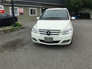 2009 Mercedes B200 TURBO  CUIR  TOIT PANORAMIK