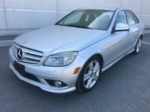 2008 MERCEDES C300 AWD LUXURY PKG|ACCIDENT FREE|MOONROOF|LEATHER