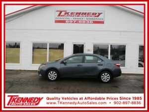 2014 TOYOTA COROLLA LE ** ONLY $119.00 B/W OAC **