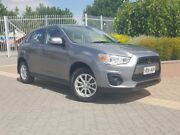 2012 Mitsubishi ASX XA MY12 2WD Silver 6 Speed Constant Variable Wagon Wayville Unley Area Preview