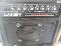 Laney 40 watt amp not for bedroom .