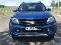 2018 Mitsubishi L200 DIESEL Double Cab DI-D 178 Barbarian 4WD Double Cab Pick-up