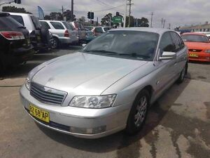 2004 Holden Statesman WK V6 Silver 4 Speed Automatic Sedan Greenacre Bankstown Area Preview