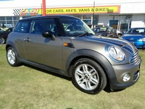 2012 Mini Coupe R58 Cooper Bronze 6 Speed Manual Coupe Kippa-ring Redcliffe Area Preview