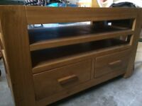 TV Unit Oak