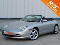 2004 PORSCHE 911 MK 996 3.6 CARRERA 2 CONVERTIBLE TIPTRONIC S CONVERTIBLE / SPOR