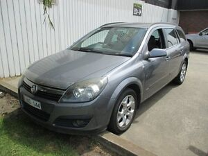 2007 Holden Astra AH MY07 CDX Grey 5 Speed Manual Wagon Tottenham Maribyrnong Area Preview