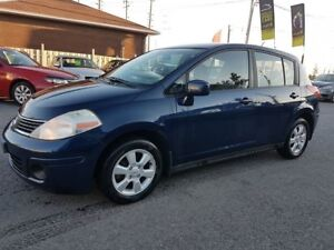 2008 Nissan Versa 1.8 SL, AUTOMATIC, BLUETOOTH, ALLOYS, ONLY 74