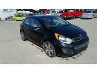 2013 Kia Rio SX Nav/Auto/Roof/Leather/Low Km/back up camera
