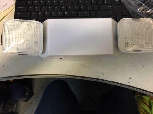 LumaPro Dual Head Emergency Light