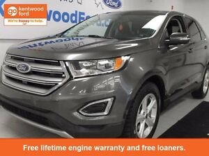 2016 Ford Edge SEL AWD with leather, NAV, twin panel moonroof an