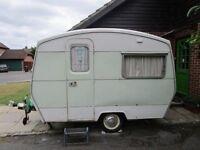 Sprite caravan