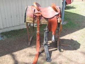 Swinging Fender saddle/ Reg Stock Horse/ Horse Gear Ipswich City Preview
