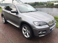 2008 08 BMW X6 3.0 XDRIVE35D 4D AUTO 282 BHP DIESEL