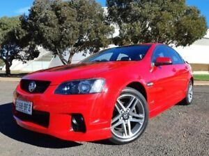 2011 Holden Commodore VE II SV6 Red 6 Speed Sports Automatic Sedan Gepps Cross Port Adelaide Area Preview