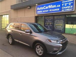 Mitsubishi Outlander AWC ES Blutooth Comme Neuf!