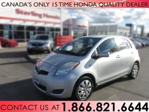 2009 Toyota Yaris NO ACCIDENTS