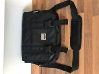 Jeep Laptop Bag - Black. Used once