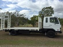 Mitsubishi fuso Beavertail  ramps suit Excavator bobcat Tractor Yatala Gold Coast North Preview