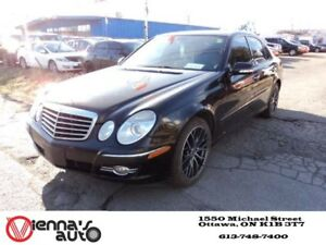 2008 Mercedes-Benz E-Class Base E 350 4dr All-wheel Drive 4MATIC