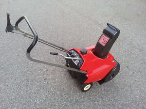 Snowblower snow blower Honda HS35 made in Japan 4 cycle engine