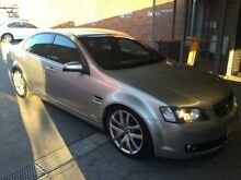 2007 Holden Calais VE V Silver 6 Speed Automatic Sedan Cardiff Lake Macquarie Area Preview
