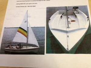For Sale 2008 American 18 Day Sailer Boat