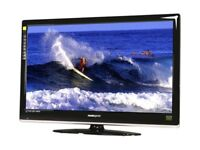 "Hannspree 25"" Class 1080P LED TV Boxed"
