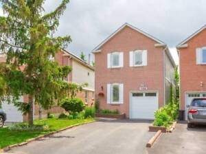 Lovely Spacious 3-BR Detached Home Located In The Plumtree Zone