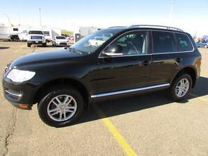 2009 VW Touareg 3.6L 4Motion HIGHLINE