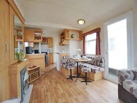 WOW CHEAP STATIC CARAVAN WITH PITCH FEES INCLUDED ON 5* RESORT SKEGNESS READY FOR SUMMER!!!!