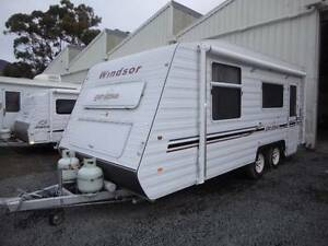 2008 Windsor 19.6 Genesis Caravan Moonah Glenorchy Area Preview