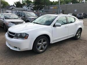 2008 Dodge Avenger R/T AWD, Clean, Automatic, DVD, Leather