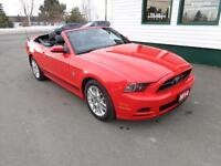 2014 Ford Mustang V6 Premium Conv only $229 bi-weekly all in!